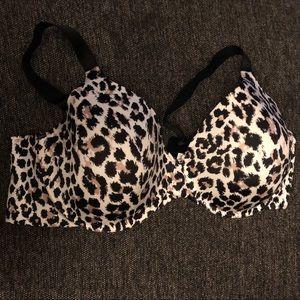 Leopard Bra